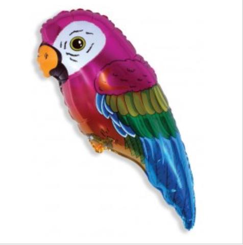 Фольгированный шар «Попугай» #148885