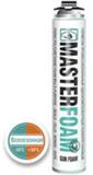 Masterfoam Gun профессиональная всесезонная полиуретановая пена 750мл (12шт/кор)