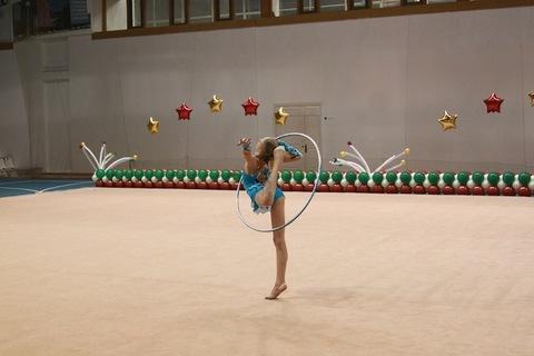 Ковер для художественной гимнастики (соревновательный) 14х14м.