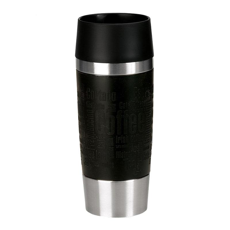 Термокружка Emsa Travel Mug (0,36 литра), черная*