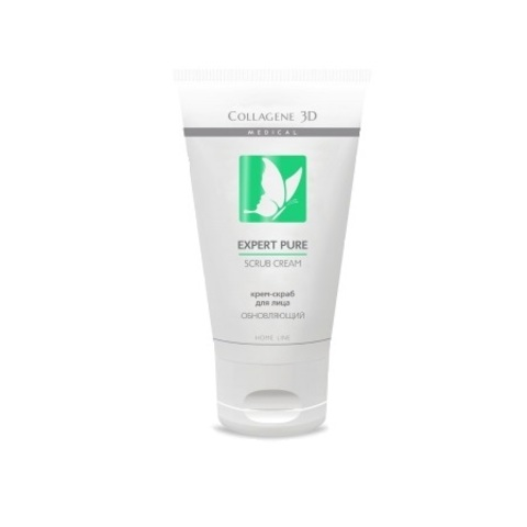 Medical Collagene 3D Крем-скраб для лица Expert Pure Scrub Cream 75мл