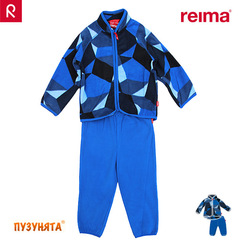 Флисовый комплект Reima Vilske 516216-6877 denim blue