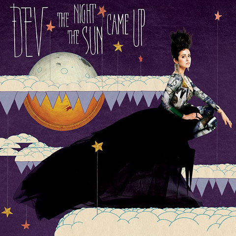 Dev / The Night The Sun Came Up (RU)(CD)