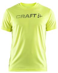 Футболка беговая мужская Craft Prime Run Logo