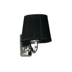 Светильник Акватон 3012/М/CR, черный/хром