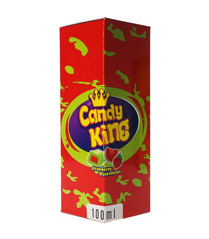 Candy King Strawberry Watermelon, 100 мл