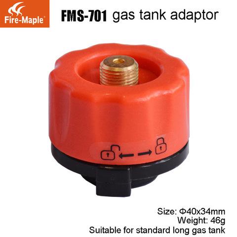 переходник Fire-Maple FMS-701 под цанговый баллон