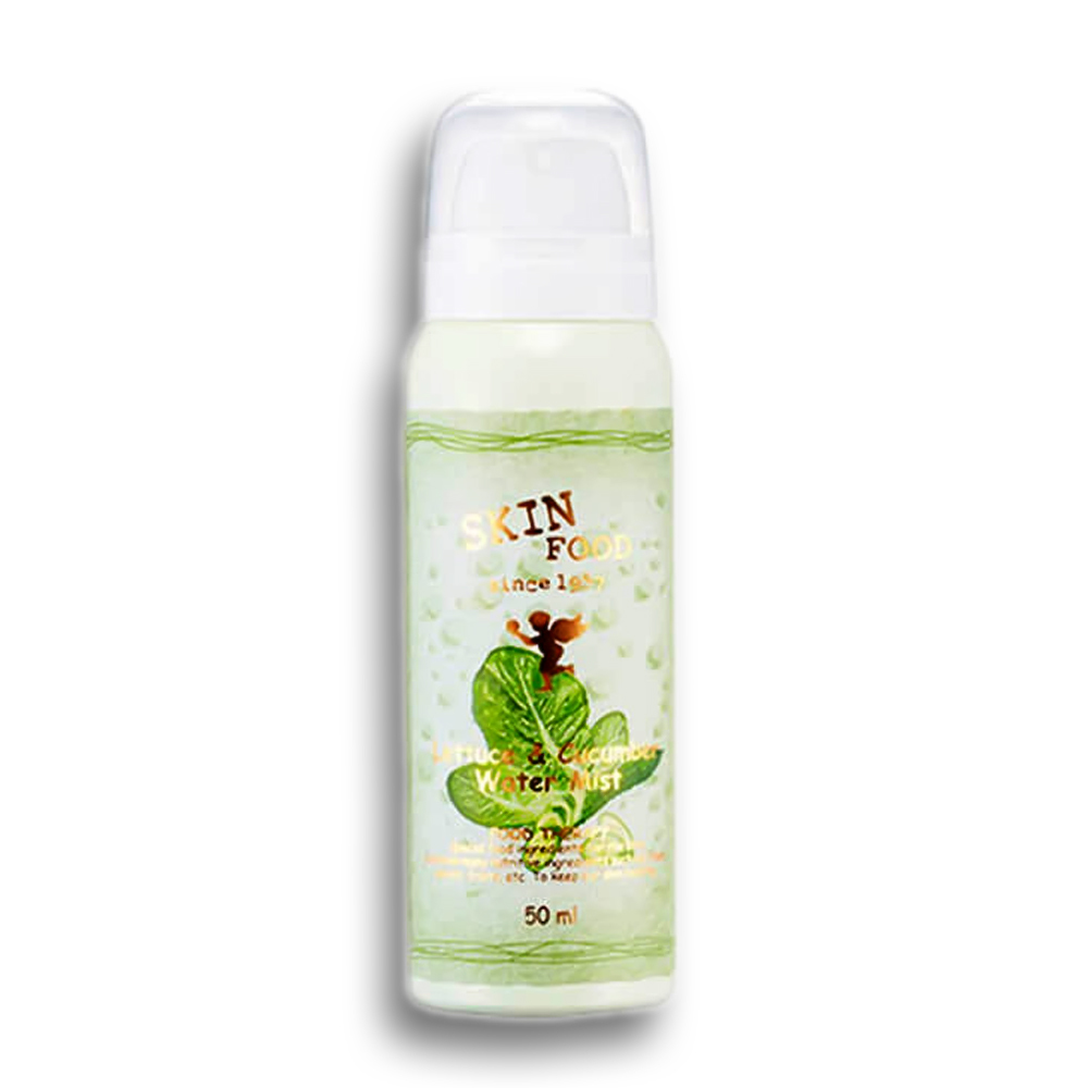 SKINFOOD Lettuce Cucumber Water Mist, 50 ml