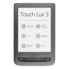 Электронная книга PocketBook 626 Plus Grey Серая