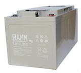Аккумулятор FIAMM 12FGL205 ( 12V 205Ah / 12В 205Ач ) - фотография