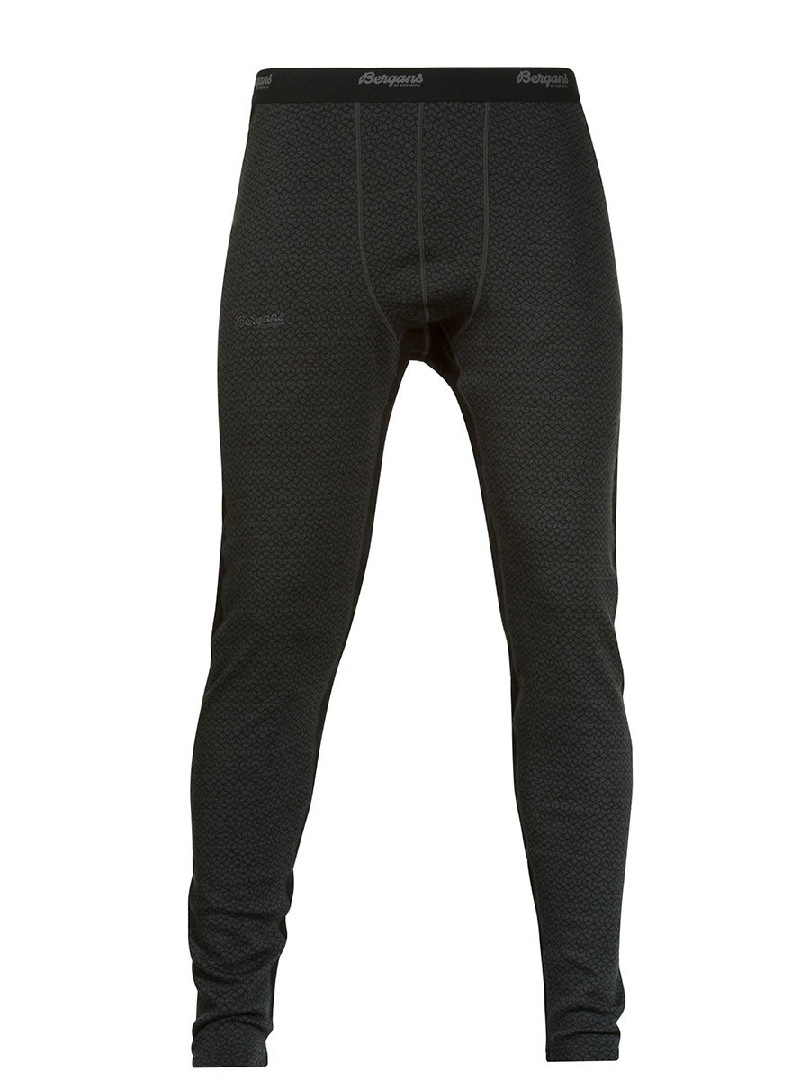 Bergans термобелье брюки 8964 Snoull Tights Solid Charcoal