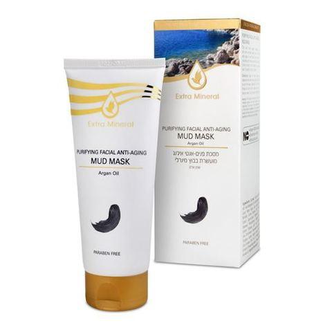 Extra Mineral - Антивозрастная очищающая грязевая маска для лица