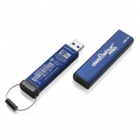 Защищенный флеш накопитель «Flash Drive DatAshur Pro» 8Gb