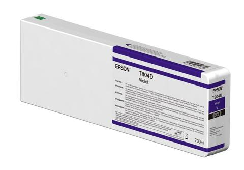 Картридж T804D00 для Epson SC-P6000/7000/8000/9000 XXL Violet UltraChrome HDX/HD, 700ml (C13T804D00)