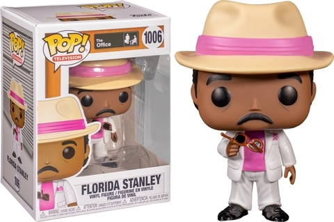 Florida Stanley Funko Pop! || Стэнли (Офис)