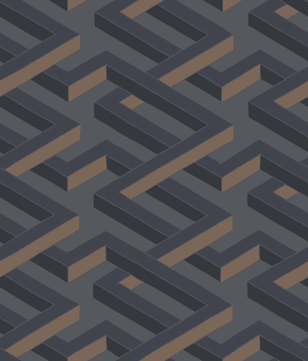 Обои Cole & Son Geometric II 105/1001, интернет магазин Волео