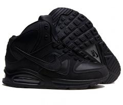 Кроссовки мужские с мехом Nike Air Max Skyline Black