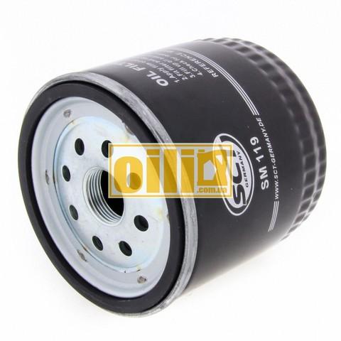 Фильтр масляный SCT SM119 (Ford, Mazda)