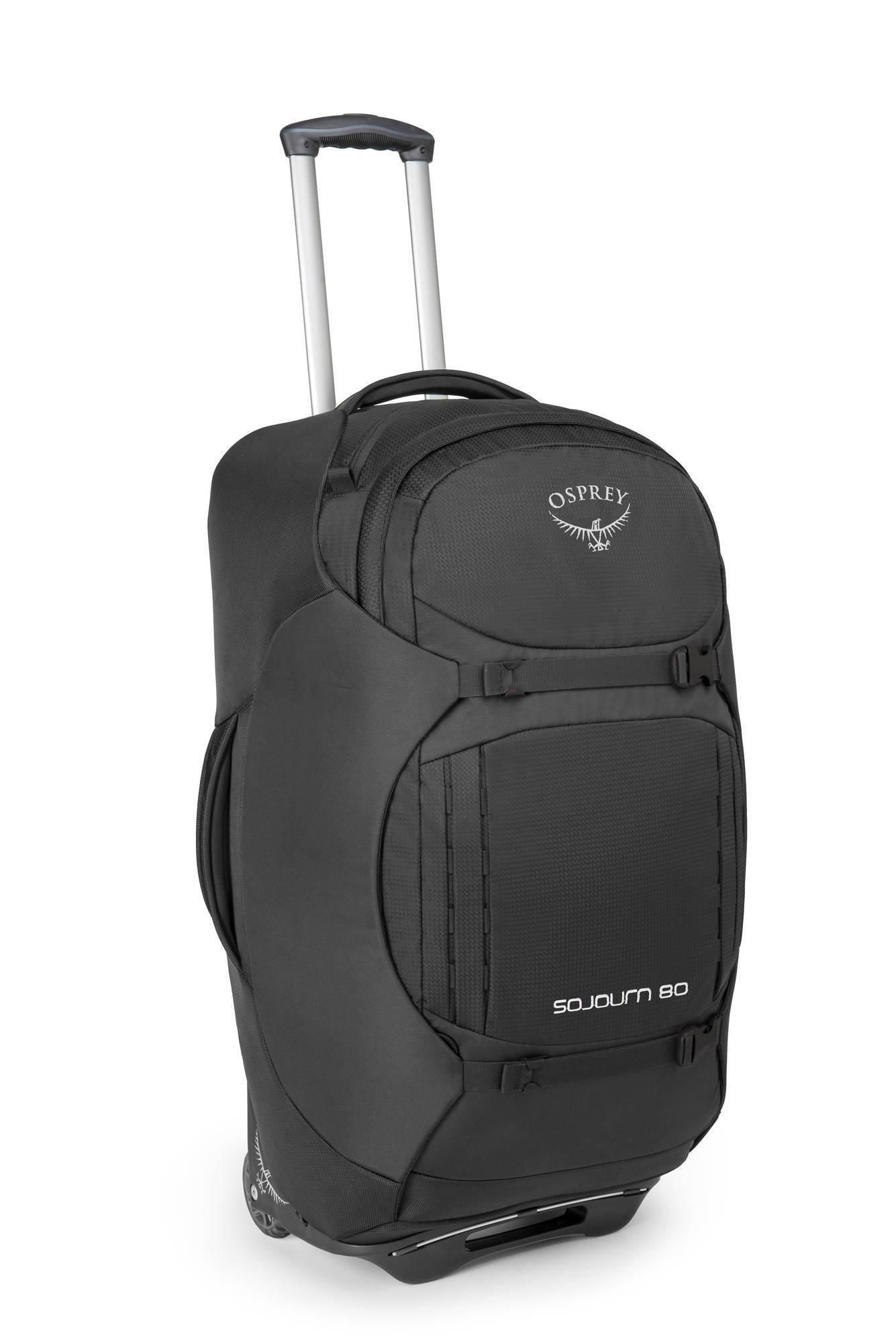 Сумки на колесах Сумка-рюкзак на колесах Osprey Sojourn 80 Sojourn_80_HandleUp_Side_Flash_Black_web.jpg