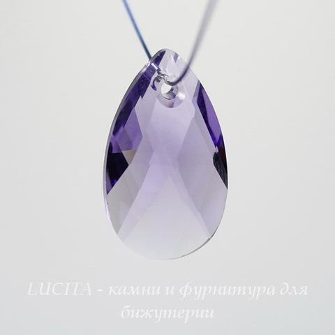 6106 Подвеска Сваровски Капля Tanzanite (16 мм)