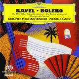 Berliner Philharmoniker, Pierre Boulez / Ravel: Bolero, Ma Mere L'Oye Etc. (2SACD)