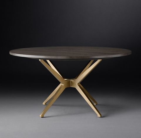 Maslow Spider Round Dining Table