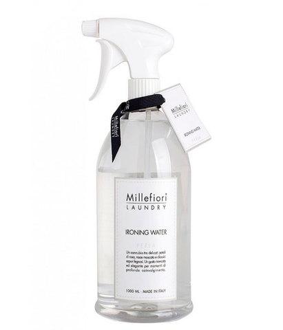 Парфюмированная вода для отглаживания белья Laundry Жемчужина, Millefiori Milano