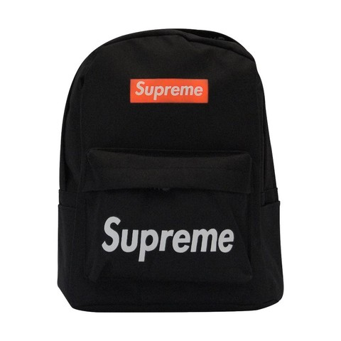 Рюкзак Supreme Black Mini