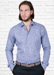 Рубашка Slim fit Ledub 0135735_170-000-000