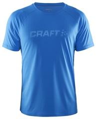 Мужская футболка для бега Craft Prime Run 1902497-1355 голубая