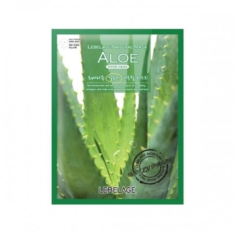 Маска LEBELAGE Aloe Natural Mask 1 шт.
