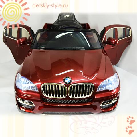 BMW X6 (Кожаное Сидение)