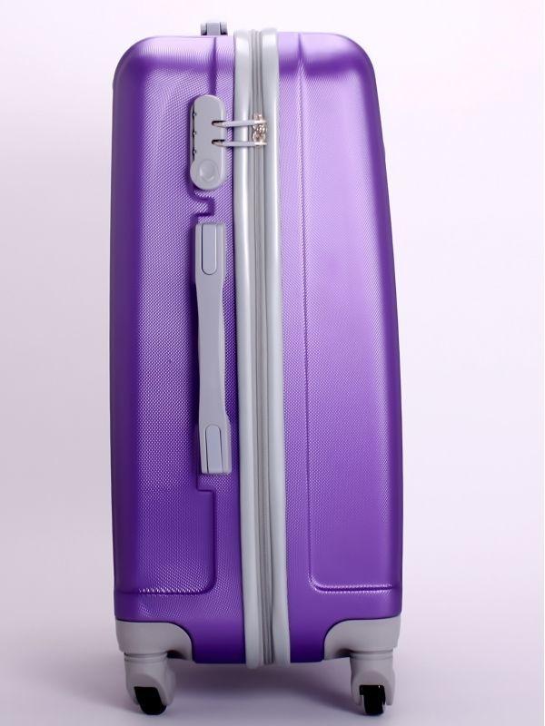 Чемодан Ananda 533 Фиолетовый ручная кладь (S)