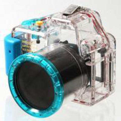 Sony NEX5N 18-55 бокс подводный (аквабокс) Jnt 40m