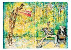 Мастер и Маргарита с иллюстрациями Г. Калиновского