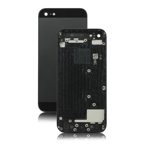 Корпус, крышка, задняя часть iPhone 5 (белый/черный/золото)