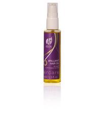 KEEN масло бриллиантовое (with argan oil), 75 мл (briliant hair oil) 75 мл