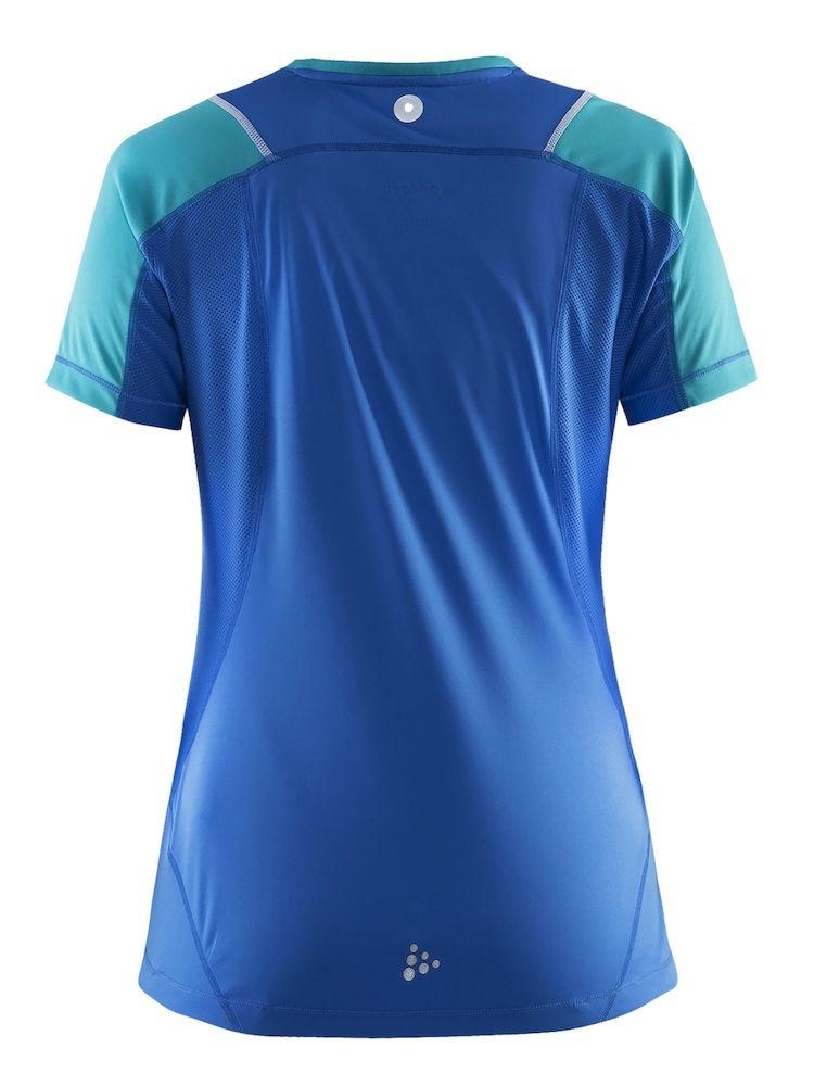 Женская спортивная футболка Craft Devotion Run 1903965-2314