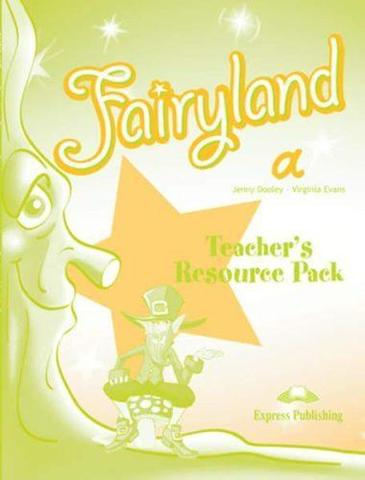 Fairyland 1. Teacher's Resource Pack. Beginner. Комплект для учителей