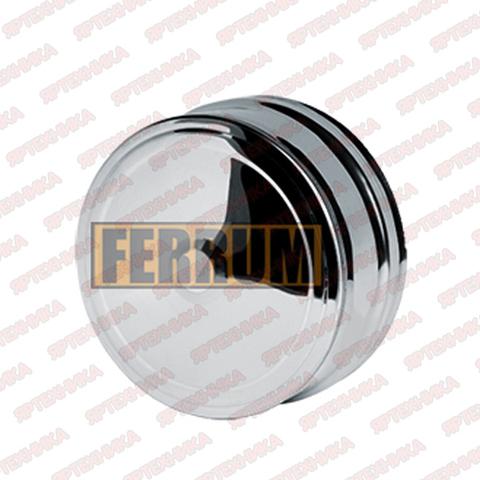 Заглушка внутренняя d150мм (430/0,5мм) Ferrum