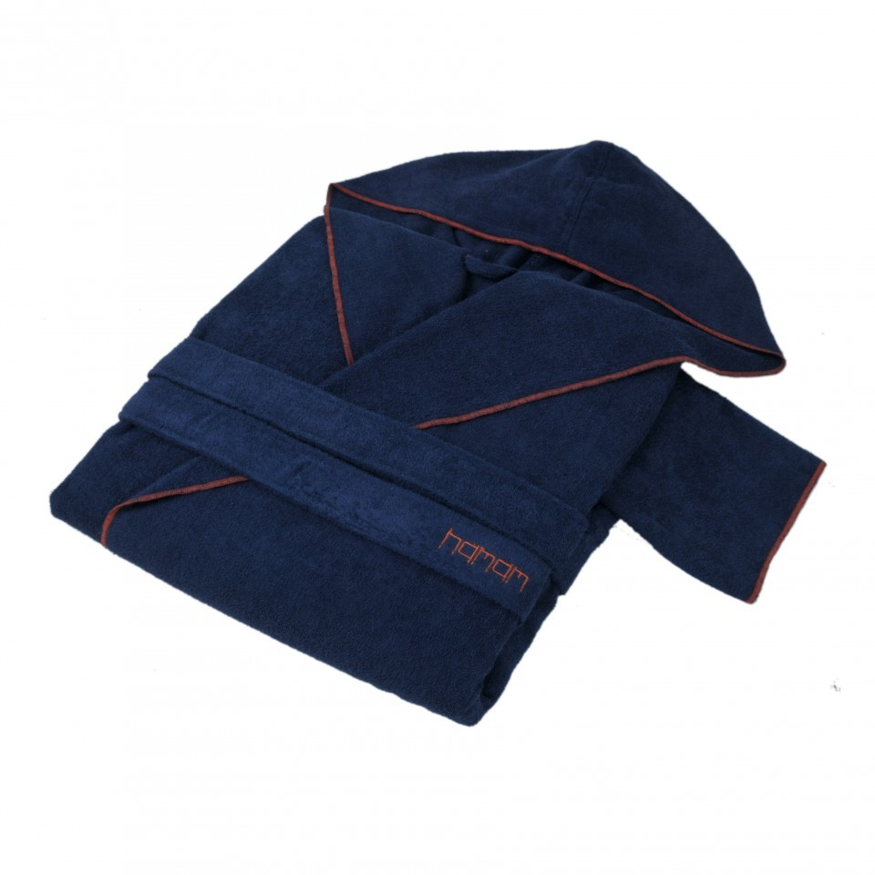 Халаты Элитный халат хлопковый Meyzer синий с красным от Hamam elitnyy-halat-hlopkovyy-meyzer-siniy-s-krasnym-ot-hamam-turtsiya.jpg