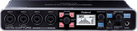 Roland UA-1010 Octa-Capture — USB-аудио интерфейс