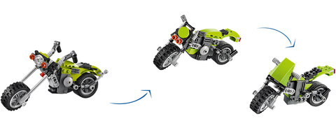 LEGO Creator: Крузер 31018