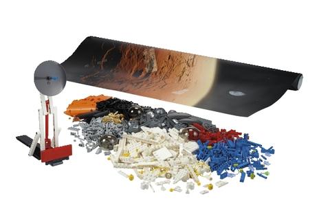 LEGO MINDSTORMS Education EV3 (Дополнительный набор «Космические проекты»