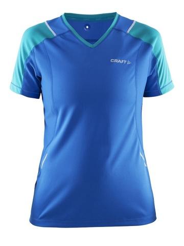 CRAFT DEVOTION RUN женская спортивная футболка