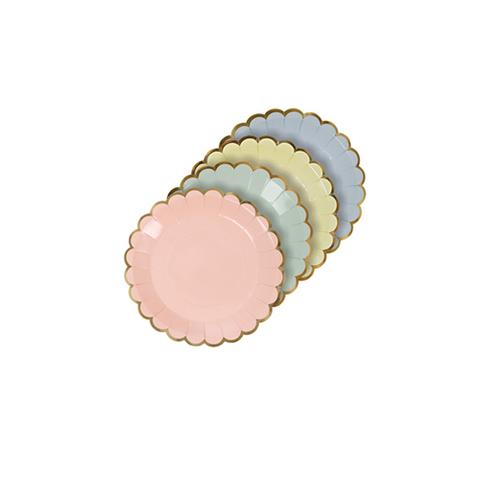 Тарелки для канапе