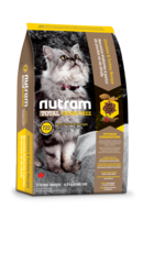 Корм для кошек Nutram T22 беззерновой, с индейкой, курицей и уткой