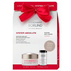 Набор для ночного использования System Absolute, Annemarie Borlind