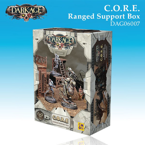 C.O.R.E. Ranged Support Unit Box (3)
