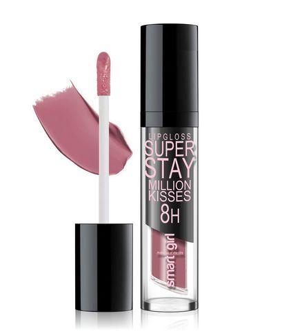 Супер стойкий блеск для губ Smart girl Million kisses тон 212